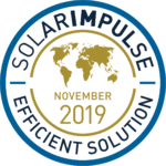 Label Solar Impulse Vertuoz
